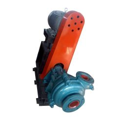 Cr27 High Hardness Water Slurry Pump Mining Pump