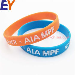 Hot Sale Factory Price Custom Color Changing Silicone Wristband Wholesale From China