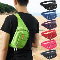 Outdoor Sports Leisure Fanny Waist-Pack Crossbody Chest Bags Bum Bag