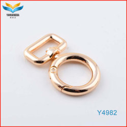 Factory Direct Price Metal Snap Hook Handbag