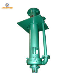 Sewage Waste Water Slurry Sump Vertical Pump