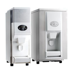 25kg/24h Air-Cooled Energy Saving Ice Dispenser Ce Approved