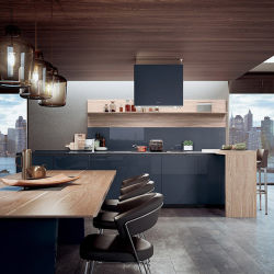 China Blue Kitchen Cabinets Blue Kitchen Cabinets Manufacturers