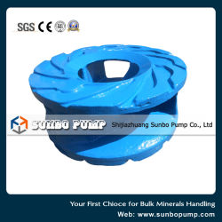 High Chrome Wear Resistant Centrifugal Slurry Pump Part