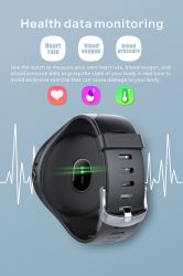Bluetooth Smartwatch Audio Sport Stereo Active Noise Cancelling Smart Watch Headphones