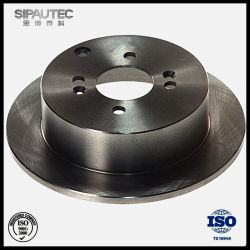 High Quality Disc Brake Rotor4020640f01 for Nissan Car Brake Disc