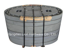 Manhole Cover/Deck Hatch Cover for Deck Equipment with CCS Certificate