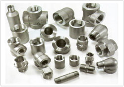 Forged Stainless Steel 6000lbs Socket Welding Pipe Fitting (SGS, CE, ISO)