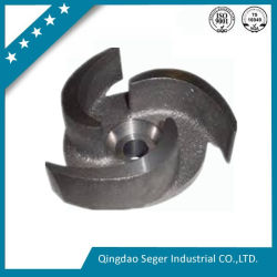 Sand Iron Impeller Casting