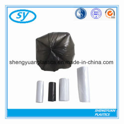 Factory Supplier Recycled PE Plastic Garbage Bags