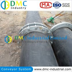 Ash-Sluicing System Thermal Power Plant on UHMWPE Pipes