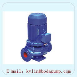 Lined Centrifugal Slurry Pump for General Industry