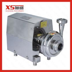Sanitary Stainless Steel Open Impeller Centrifugal Pump
