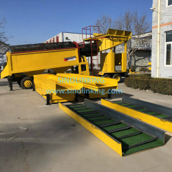 Gold Extraction Machine for Mining Project Alluvial Gold Recovery Equipment