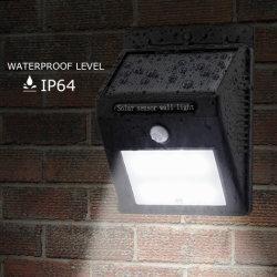 LED Outdoor Garden Light 1W Solar Wall Light