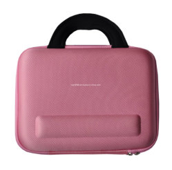 Manufacturer Wholesale Custom Pattern PU Leather EVA Laptop Sleeve Bag