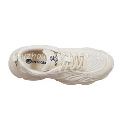 Bia20L-106 Lady Casual Sport Shoes Trainer Sneaker Chunky Sole Light Weight