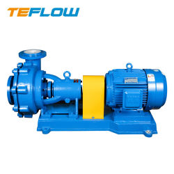Acidsex Sulfuric Acid Single Suction Industrial Centrifugal Slurry Pump