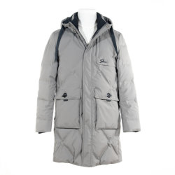 Men's Fashionable Slim Fit Outdoor Filled Sports Down Jacket
