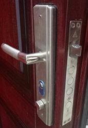 Online Shopping Stainless Metal Fireproofing Modern Iron Doors