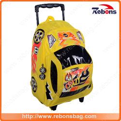 Wholesale Car Shape Kids Hard Protective Trolley School Backpack