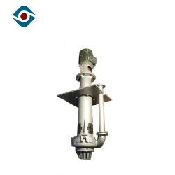Long Service Life Zjl Series Vertical Dewatering Slurry Pump Stainless Steel Slurry Pump