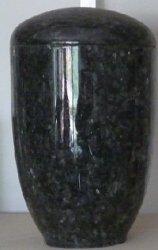 Granite Flower Vase for Tombstone & Gravestone