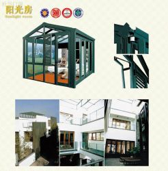 Luxury Aluminum Sunlight House with Automatic Control (pH-8861)