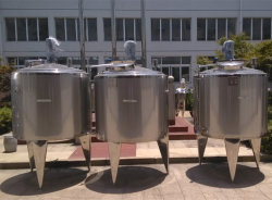 Stainless Steel Heating and Cooling Urn for Milk Ice Cream
