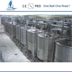 Stainless Steel Ss Slurry Preparation Prep Tank