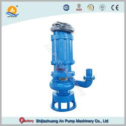 Mining High Efficiency Agitator Centrifugal Submersible Slurry Pump