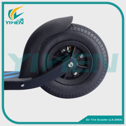 Rubber Inflatable Air Wheel Aluminium Adult Scooter New Product