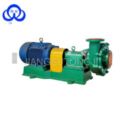 New Product High Capacity PTFE Lined Centrifugal Slurry Pump