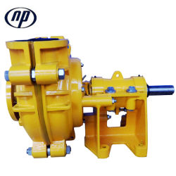 Mill Discharge Bentonite Slurry Sand Pumps