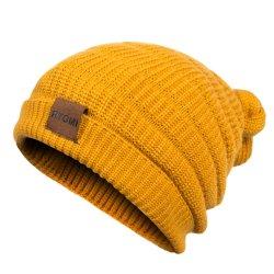 Baby Boy Beanie Hat Winter Warm Lamb Fleece Lined Hat Kids Knit Cap Girls