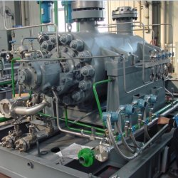 High Pressure Fluid Handling Oil Refineries And Petrochemical Industry Pump
