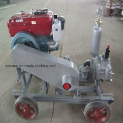 Portable/Mobile Cement Slurry Grouting Pump Machine
