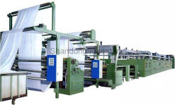 Tubular Compactor / Textile Machine / Textile Finishing Machine / Steam/ Electric Oil / Circulation Oil
