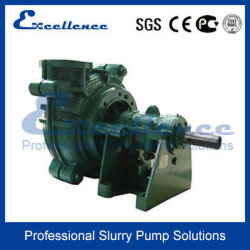 Heavy Duty Rubber Pressure Slurry Pump (EHR-4D)