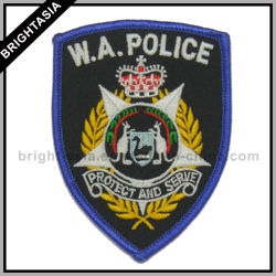 Police patches · Always great to see different designs. #Policepatches  #Patchideas #Embroideredpatches