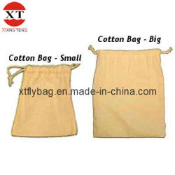 Cotton Drawstring Bag, Washing Bag