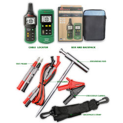Low Price Telephone Cable Tracker Network Cable Tester 0-3m