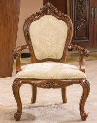 Wholesale European Wooden King Throne Chairs for Hotel Lobby Furniture