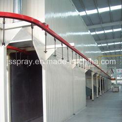 Low Power Consumption Automatic Powder Coating Plant