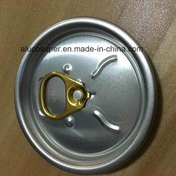 202 RPT SOT Aluminum Easy Open End Eoe