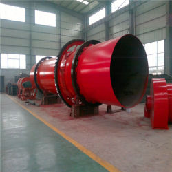 Widely Used and Simply Operated Sand Coal Slurry Rotary Dryer