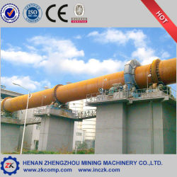 Complete Quicklime Plant From Zk Golden Manufacturer