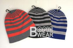 Man or Women Fashion Ski Wear Beanie Acrylic Custom Knit Hat POM Knitted Winter Hat Knit Beanie