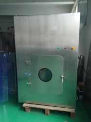 Manufacturer of GMP Standard Vhp Sterilize Pass Box with H2O2 Sterilize Way for Pharmaceutical Factory