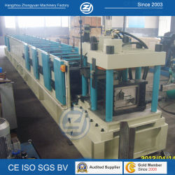 Z-Shaped Purlin Forming Machinery